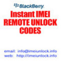 How do I unlock my Blackberry